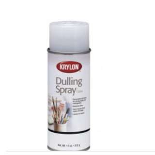 Dulling Spray for Product photography