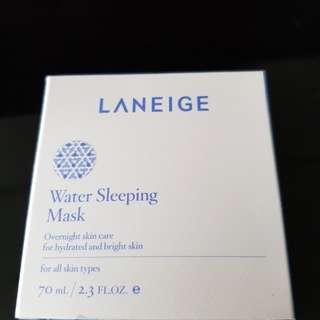 Laneige Water Sleeping Mask ( brand new)