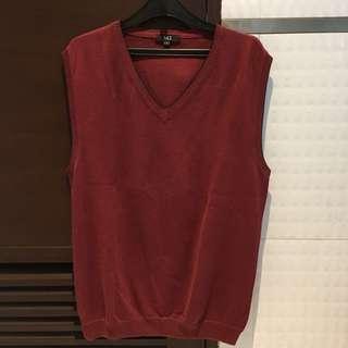 M2 vest merah rompi