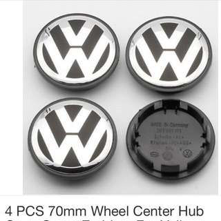 70mm Center Hub insert Volkswagen