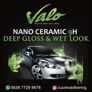 Valo Jasa Nano Ceramic Coating Mobil Kecil (Small)