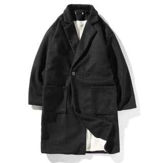 男裝中褸 外套