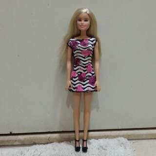 Authentic Barbie Doll
