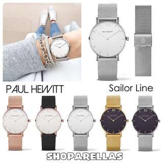 (預售)德國Paul Hewitt Sailor Line 系列手錶