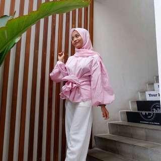 Baju fashion pink