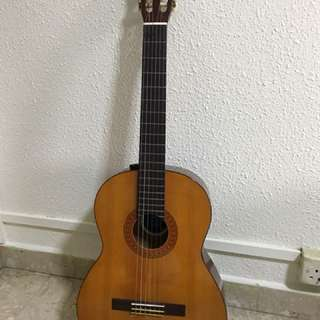 (Price reduced) Classical guitar with carry bag