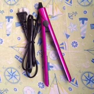 Cutie Pink Hair Straightener