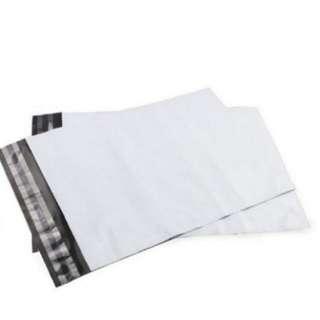 Waterproof White Polymailers bag