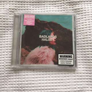 Badlands - Halsey CD