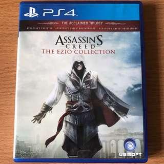 Ps4 Assassin Creed Ezio Collection