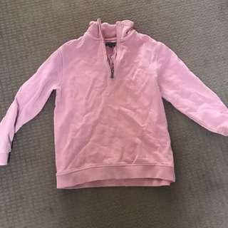 RM Williams Light Pink Jumper