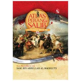 #YearEndSale Atlas Perang Salib (Hard Cover)