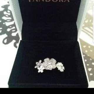 BN Pandora Shimmering Bouquet Ring 190984CZ