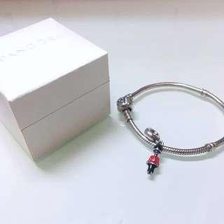 Pandora charm 士兵 (不包鏈)