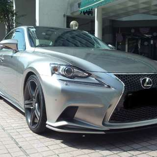 LEXUS IS250 2013