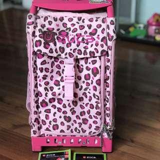 ZUCA Trolley bag for school/skating