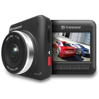Transcend DrivePro™ 200 DashCam (Black)