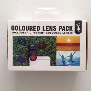 COLOURED LENS PACK FOR ANY PHONES