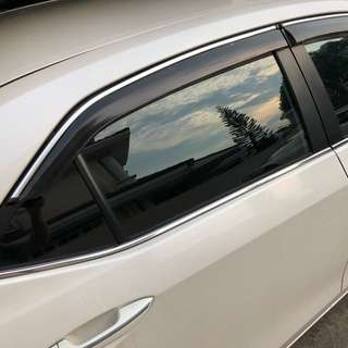 Window Visor for Toyota Altis