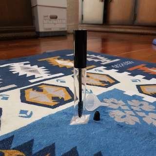New Empty Mascara Tube w/ Wand Applicator & Mini Funnel for Castor Oil 12ml