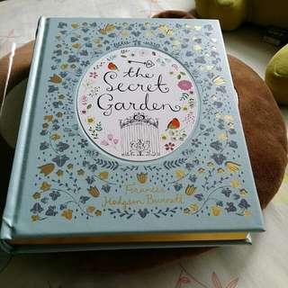 The Secret Garden - Leatherbound classic
