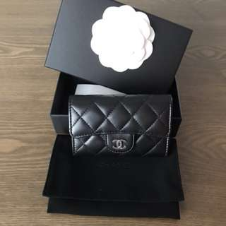 Chanel card holder (authentic)