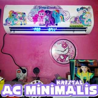 AC Minimalis Kristal 17 Watt unggulan