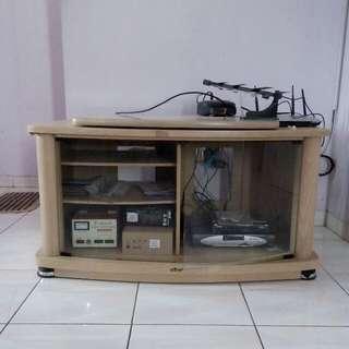 Meja tv besar msh kokoh n berat
