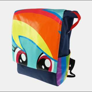 Mommies bagpack- Little Pony
