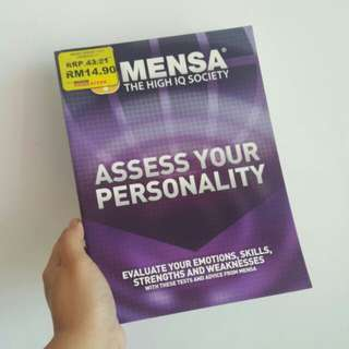 Assess Your Personality (Mensa)