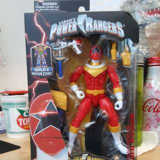 Power Rangers Zeo Ranger V Legacy Collection