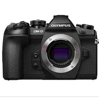 Olympus OMD EM1 MK2