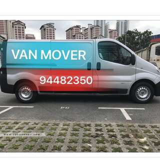 VAN MOVERS