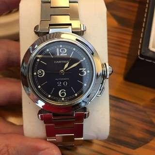 Cartier Pasha Big Date Automatic