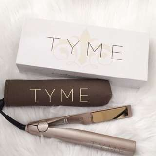 TYME Curling Iron