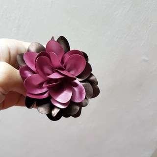 Hair Accessories rose hair clip
