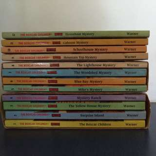 The Boxcar Children Series