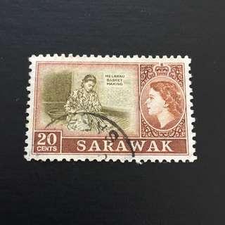 Sarawak Stamp