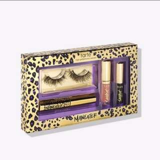 Tarte Maneater Makeover Lash and Lip Set
