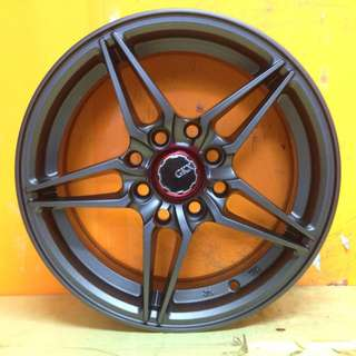 15 inch SPORT RIM GK-X RACING WHEELS
