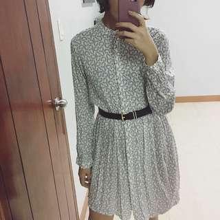 Cloth Floral Dress
