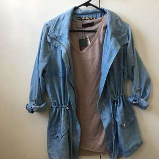 Shirt And Jacket