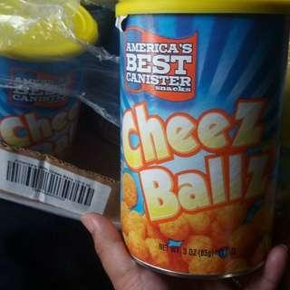 Cheezballs