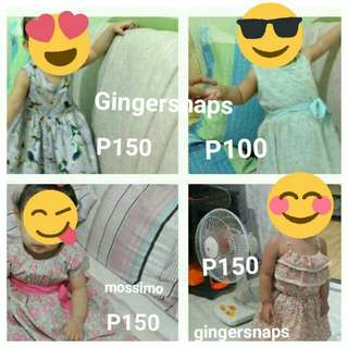 used dress for.babies