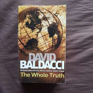 David Baldacci --The Whole Truth