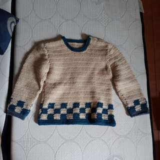 Knitted for boys
