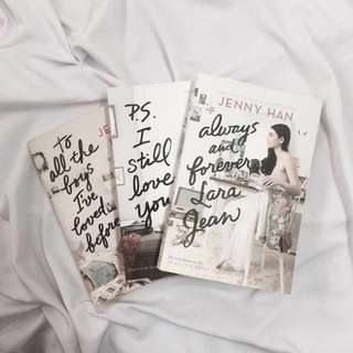 To All The Boys I've Loved Before (1,2,3)