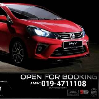 December Promotion : Perodua