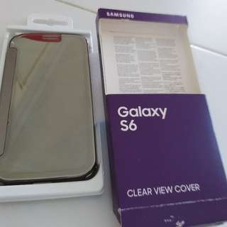 Galaxy S6 phone cover