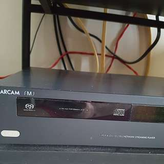 Arcam CDS27 player for salw